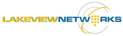 Lakeview Networks LLC Logo